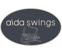 Aida Swings Wooden Garden Swings