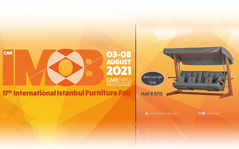 We took our place in IMOB 2021 International Istanbul Furniture Fair